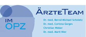 Ärzteteam im OPZ